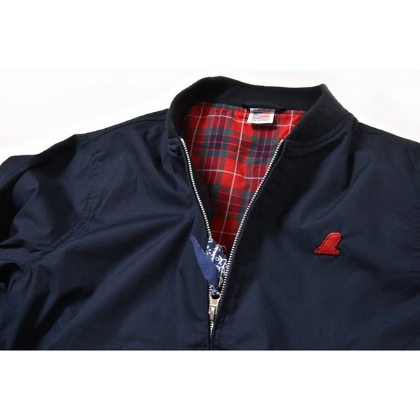 VOLN / Redfin Swing Top Jacket Navy|standardstore|03