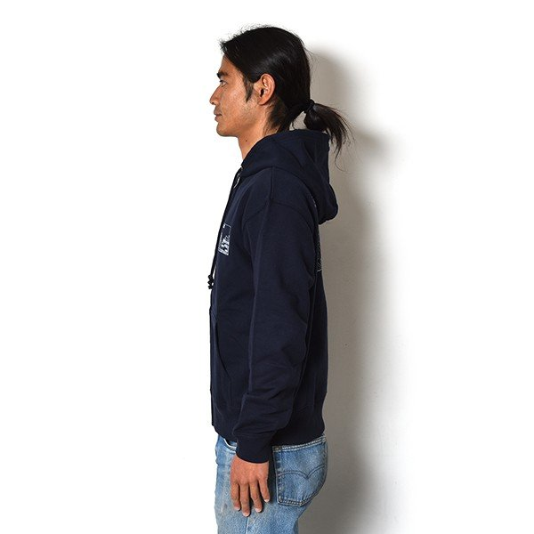Andy Davis Designs / Full Zip Parka / Navy|standardstore|02