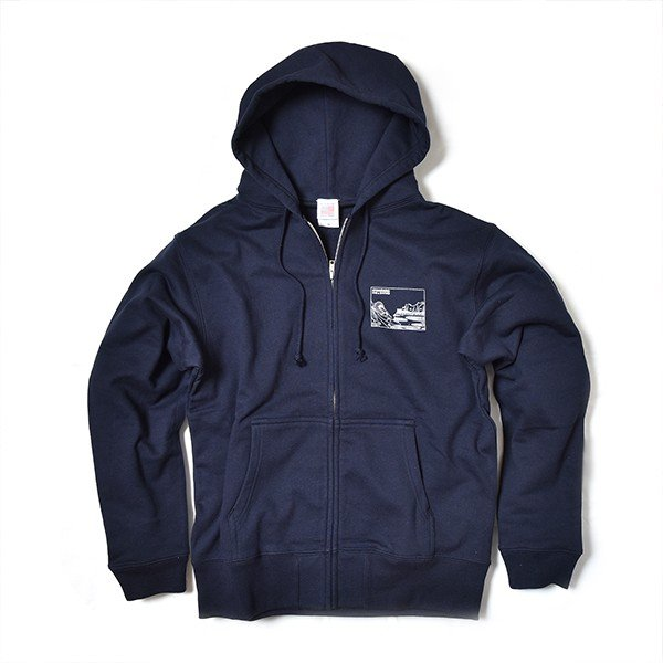 Andy Davis Designs / Full Zip Parka / Navy|standardstore|04