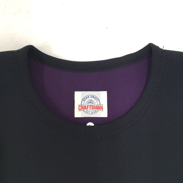 CRAFTSMAN WETSUITS L/S NONE ZIP JACKET クラフトマンウェットスーツ ロングスリーブノンジップジャケット|standardstore|03
