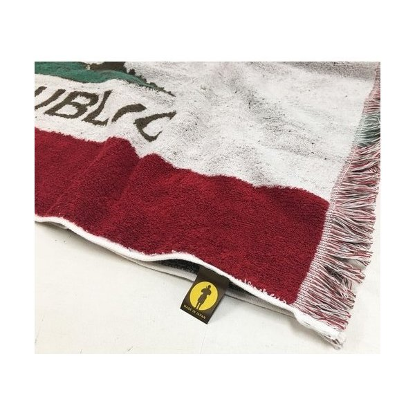 VINTAGE CALIFORNIA  BEACH BLANKET 今治タオル|standardstore|04