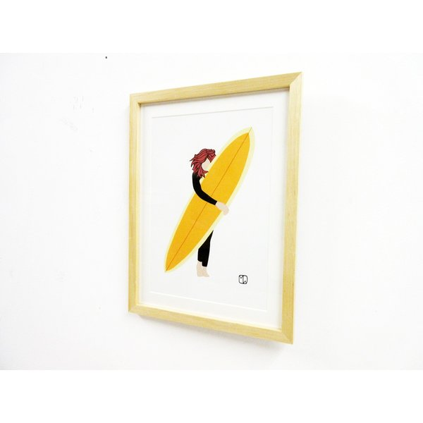 Matthew Wiggleworth / SURF CULTURE ART / Golden|standardstore|02