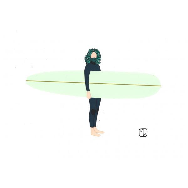 Matthew Wiggleworth / SURF CULTURE ART / Mar|standardstore