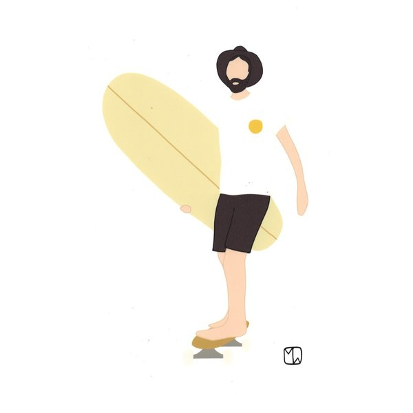 Matthew Wiggleworth / SURF CULTURE ART / Sunny|standardstore