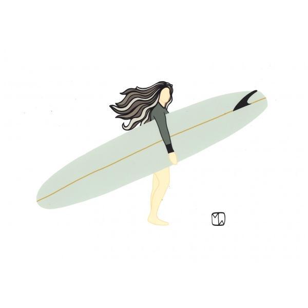 Matthew Wiggleworth / SURF CULTURE ART / Sea Child|standardstore