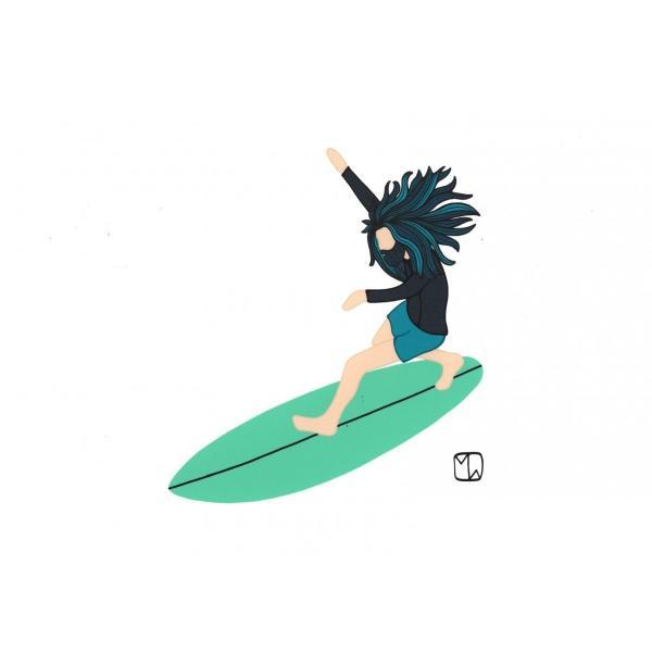 Matthew Wiggleworth / SURF CULTURE ART / Water Man|standardstore
