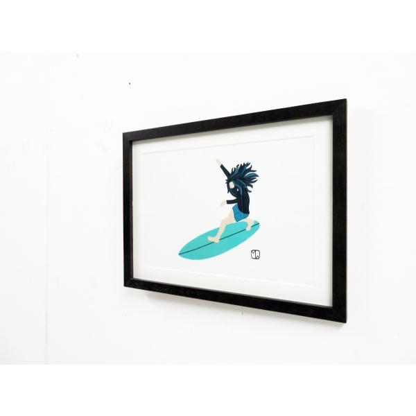 Matthew Wiggleworth / SURF CULTURE ART / Water Man|standardstore|02