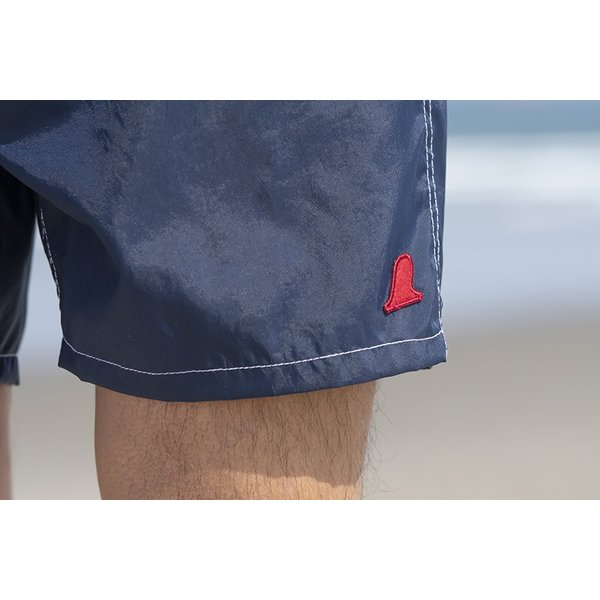 VOLN / RED FIN BOARDSHORTS / NAVY|standardstore|02