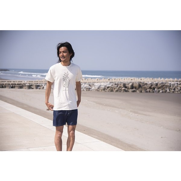 VOLN / RED FIN BOARDSHORTS / NAVY|standardstore|03