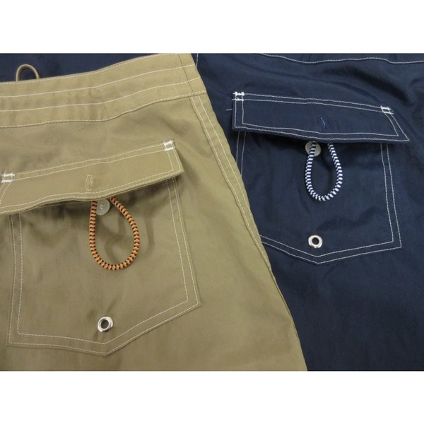 VOLN / RED FIN BOARDSHORTS / NAVY|standardstore|09