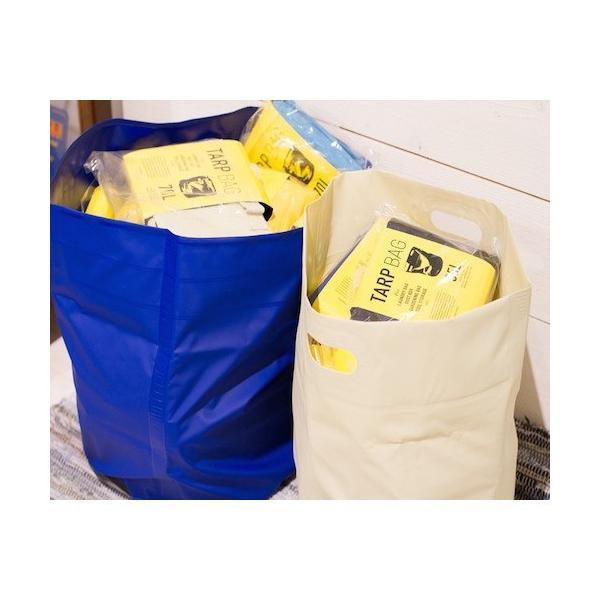 Tarp Bag Round - M(35L)|standardstore|06