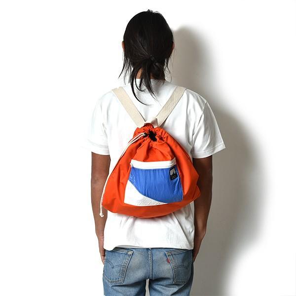 Urban Barrels / The Bag Towel アーバンバレルス バッグ タオル ナップサック|standardstore