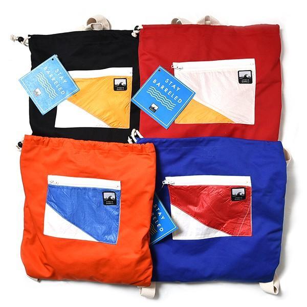 Urban Barrels / The Bag Towel アーバンバレルス バッグ タオル ナップサック|standardstore|02