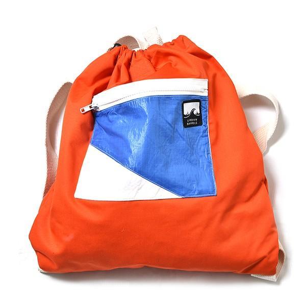Urban Barrels / The Bag Towel アーバンバレルス バッグ タオル ナップサック|standardstore|03