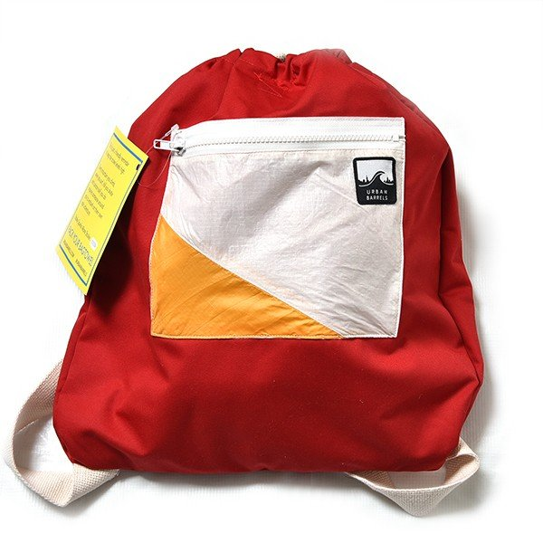 Urban Barrels / The Bag Towel アーバンバレルス バッグ タオル ナップサック|standardstore|05