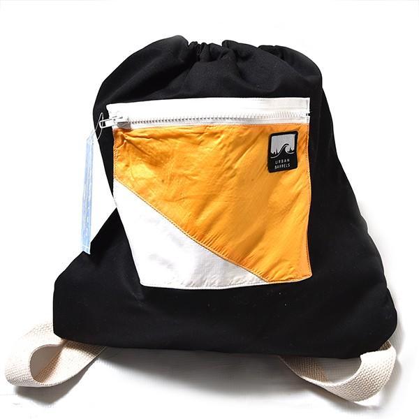 Urban Barrels / The Bag Towel アーバンバレルス バッグ タオル ナップサック|standardstore|06