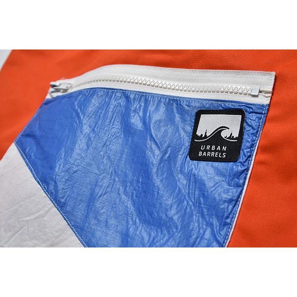 Urban Barrels / The Bag Towel アーバンバレルス バッグ タオル ナップサック|standardstore|08