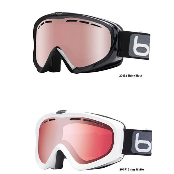 20-21 bolle ボレー  Y6-OTG ワイシックス オーティージー 眼鏡対応モデル   レンズ:バーミリオンガン スキー スノーボード ゴーグル*