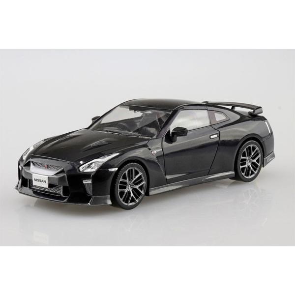 1/32 ザ・スナップキット No.7-C ニッサン NISSAN GT-R メテオフレークブラックパール