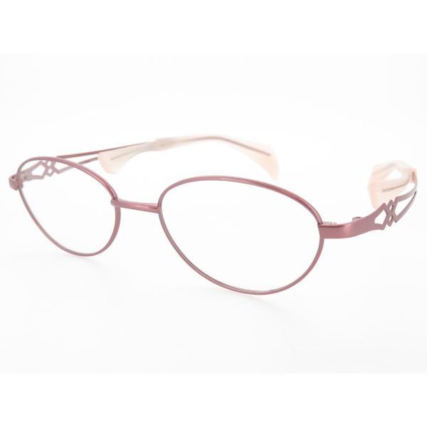 ちょこシー ChocoSee 鼻に跡が付かないメガネ レディース FG24502 PK star-glasses888