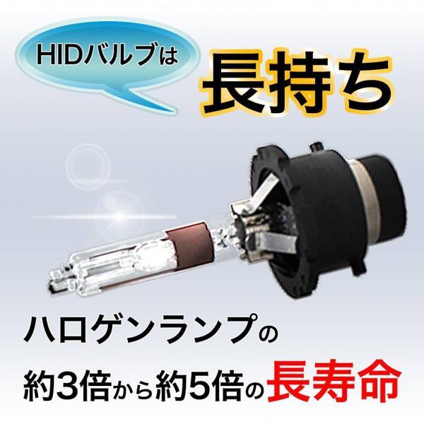 HIDバルブ 35W D2R クラウン GRS184 GRS180 GRS182 ロービーム 用  2コセット トヨタ|star-parts2|07