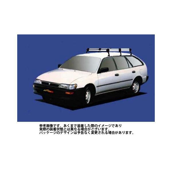 トヨタ スプリンターバン 型式 EE102V EE103V 用 タフレック ルーフキャリア Hシリーズ HL231B|star-parts2