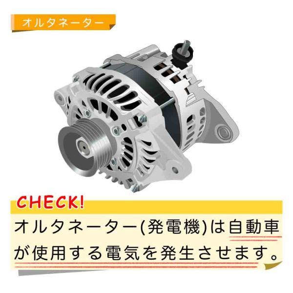 ファンベルトセット 日産 モコ 型式MG21S H15.05〜 タクティ 2本セット|star-parts|08