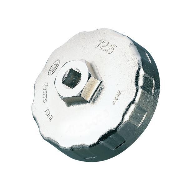 オイルフィルタレンチ カップ型 AVSA-063 KTC