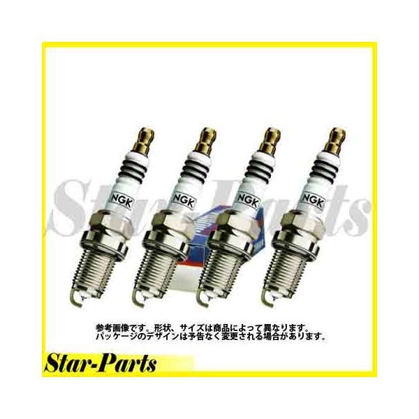 イリジウムMAXプラグ レガシィ BP5 EJ20 用 4本セット LFR6AIX-P スバル NGK|star-parts