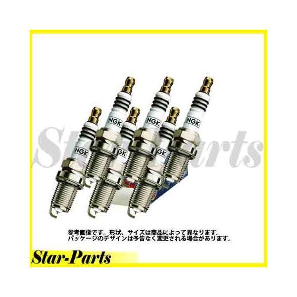 イリジウムMAXプラグ マークII MX60 M-U用 BPR6EIX-P 6本セット NGK