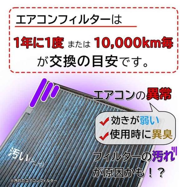 エアコンフィルター セレナ C26 FC26 FNC26 NC26 用 SCF-2013A ニッサン 活性炭入 クリーンフィルター|star-parts|10