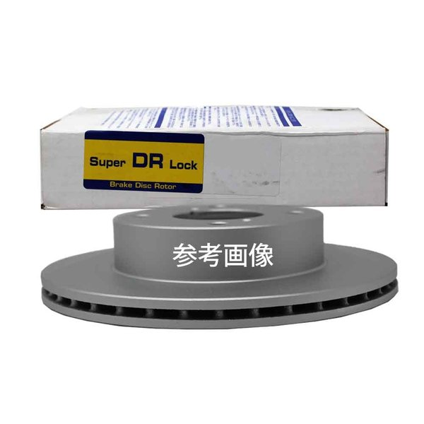 フロントブレーキローター ディスクローター ダイハツ アトレー用 SDR ディスクローター 1枚 SDR8011|star-parts