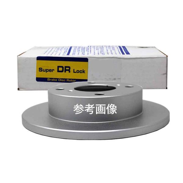 リアブレーキローター ディスクローター トヨタ マークX用 SDR ディスクローター 1枚 SDR1554|star-parts