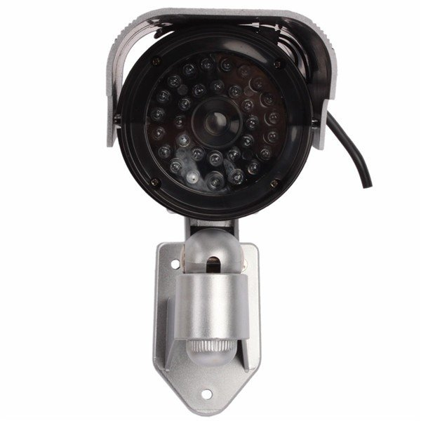 ダミーカメラ 屋外用 ソーラー 防犯カメラ ダミー防犯カメラ 監視カメラ 本物そっくり 簡易設置 LED点滅 配線不要 屋内 軒下 家庭用|star-stores|05
