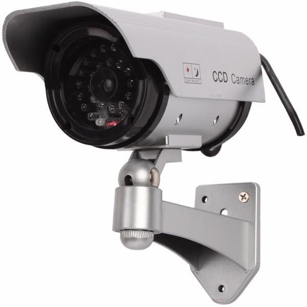 ダミーカメラ 屋外用 ソーラー 防犯カメラ ダミー防犯カメラ 監視カメラ 本物そっくり 簡易設置 LED点滅 配線不要 屋内 軒下 家庭用|star-stores|06