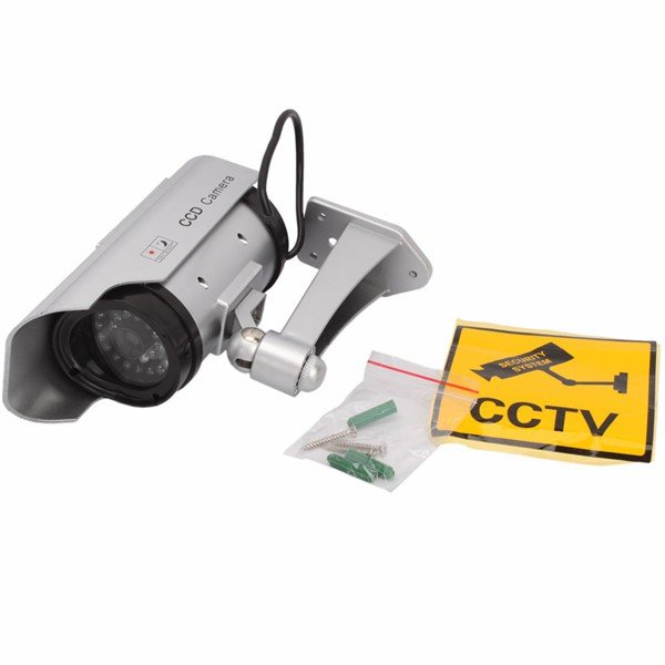 ダミーカメラ 屋外用 ソーラー 防犯カメラ ダミー防犯カメラ 監視カメラ 本物そっくり 簡易設置 LED点滅 配線不要 屋内 軒下 家庭用|star-stores|09
