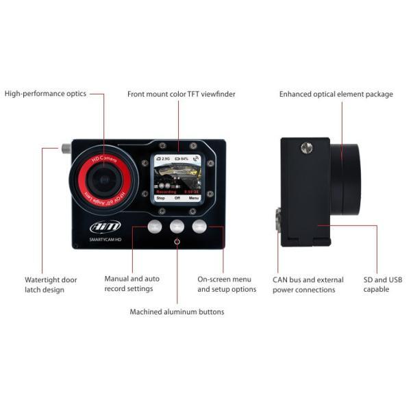 Aim SMARTYCAM HD REV.2.1 デジタルビデオカメラ 車載オンボード(エーアイエム)|star5|05