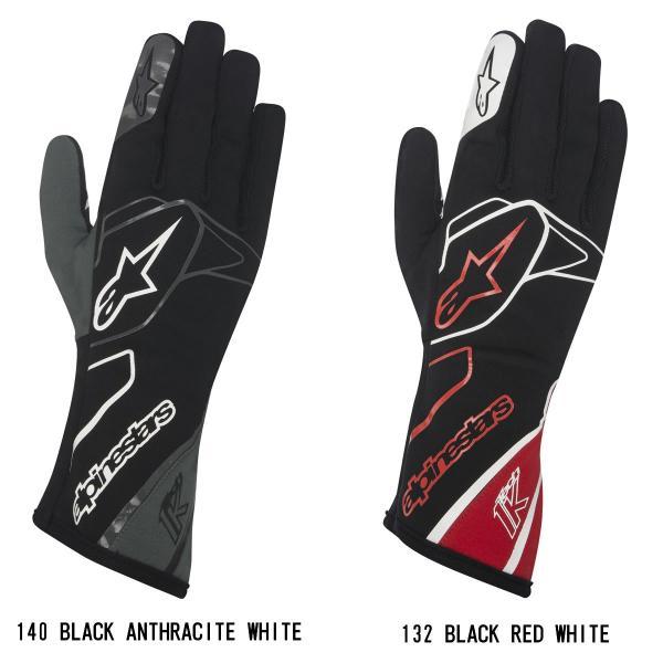 アルパインスターズ レーシンググローブ カート用 内縫い TECH1-K alpinestars 2018-2019年モデル star5 03