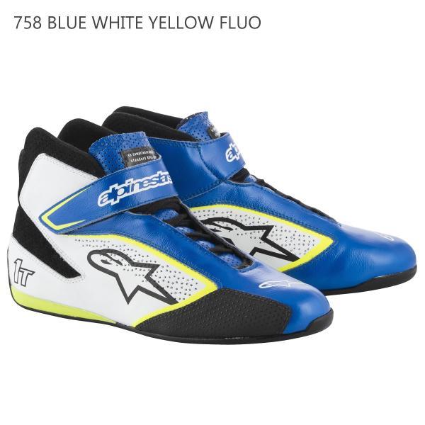 アルパインスターズ レーシングシューズ 4輪用 TECH1-T FIA2000公認 alpinestars 2019年モデル|star5|04