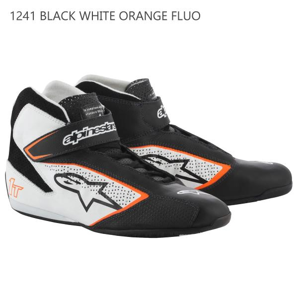 アルパインスターズ レーシングシューズ 4輪用 TECH1-T FIA2000公認 alpinestars 2019年モデル|star5|05