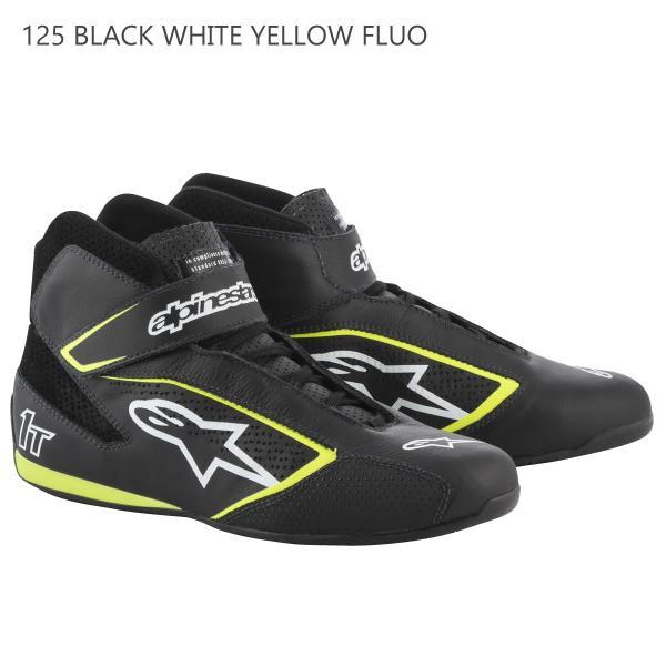 アルパインスターズ レーシングシューズ 4輪用 TECH1-T FIA2000公認 alpinestars 2019年モデル|star5|08