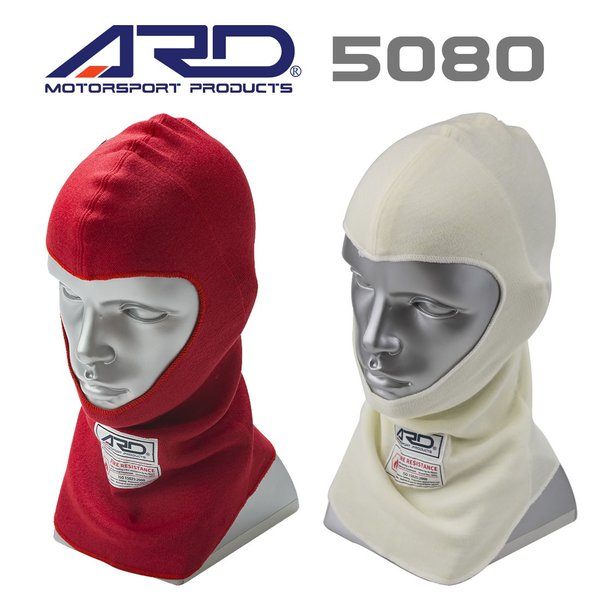 ARD 耐火フェイスマスク 5080 1ホール 非公認 走行会/カートドライバー向け(生産終了モデル)