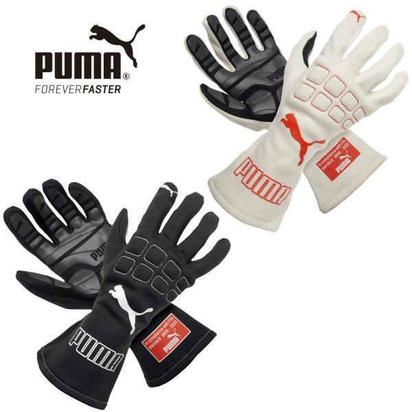 プーマ レーシンググローブ 4輪用 内縫い FURIO/フーリオ FIA8856-2000公認 PUMA(生産終了モデル)|star5