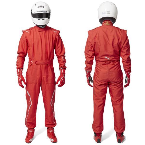 プーマ レーシングスーツ カート用 KART CAT2 CIK-FIA LEVEL2公認 PUMA|star5|03