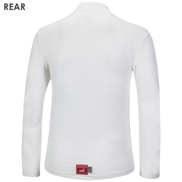 プーマ アンダーウェア 4輪用 SLWL 長袖シャツ FIA8856-2000公認 PUMA star5 05