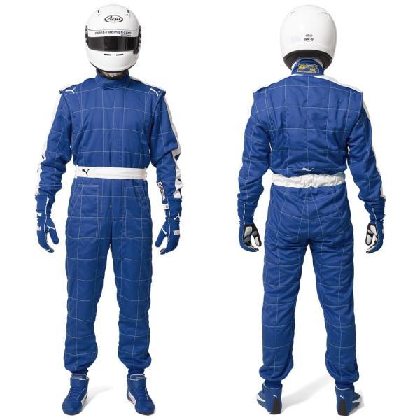 プーマ レーシングスーツ 4輪用 T7 FIA8856-2000公認 PUMA|star5|03