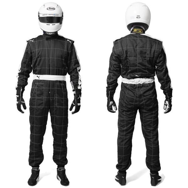 プーマ レーシングスーツ 4輪用 T7 FIA8856-2000公認 PUMA|star5|04