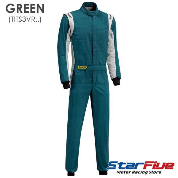 サベルト レーシングスーツ 4輪用 CHALLENGE TS-3 FIA2000公認 Sabelt star5 02