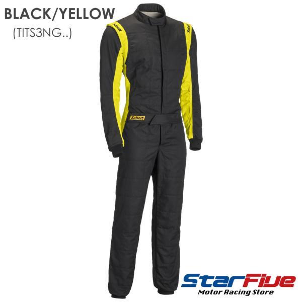 サベルト レーシングスーツ 4輪用 CHALLENGE TS-3 FIA2000公認 Sabelt star5 04