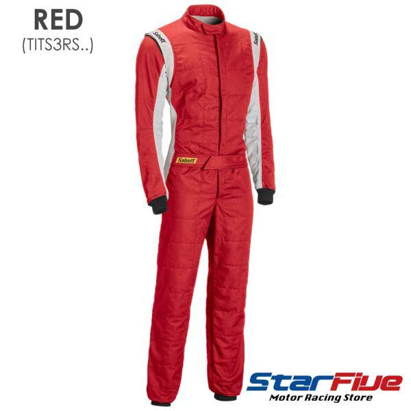 サベルト レーシングスーツ 4輪用 CHALLENGE TS-3 FIA2000公認 Sabelt star5 06